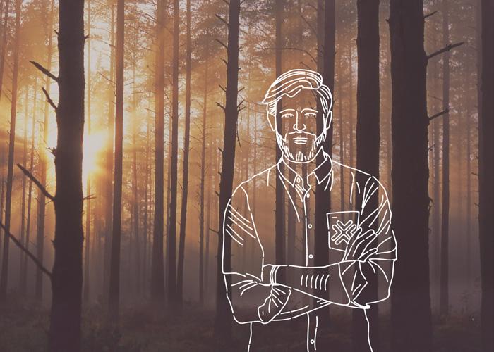 Teabekeskus. Metsaühistu